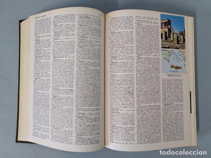 Diccionarios de segunda mano: DICCIONARIO ENCICLOPEDICO DURVAN - 6 TOMOS - AÑO 1972 - ED. DURVAN S.A ... L1747 - Foto 16 - 214082317