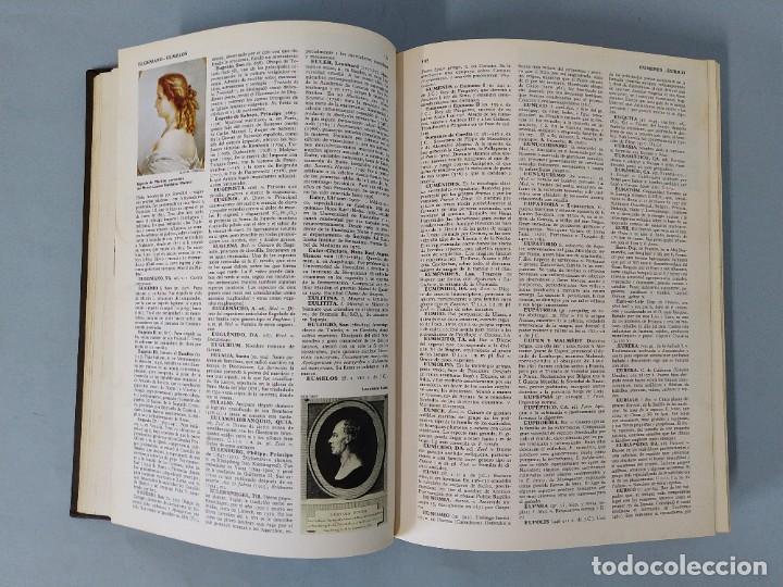 Diccionarios de segunda mano: DICCIONARIO ENCICLOPEDICO DURVAN - 6 TOMOS - AÑO 1972 - ED. DURVAN S.A ... L1747 - Foto 21 - 214082317