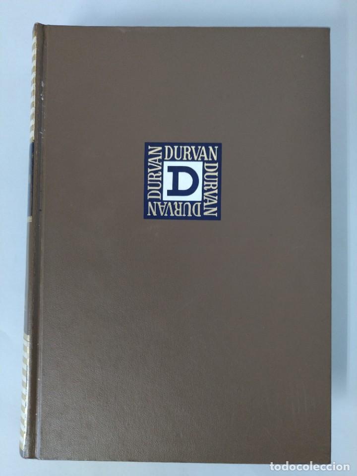 Diccionarios de segunda mano: DICCIONARIO ENCICLOPEDICO DURVAN - 6 TOMOS - AÑO 1972 - ED. DURVAN S.A ... L1747 - Foto 23 - 214082317