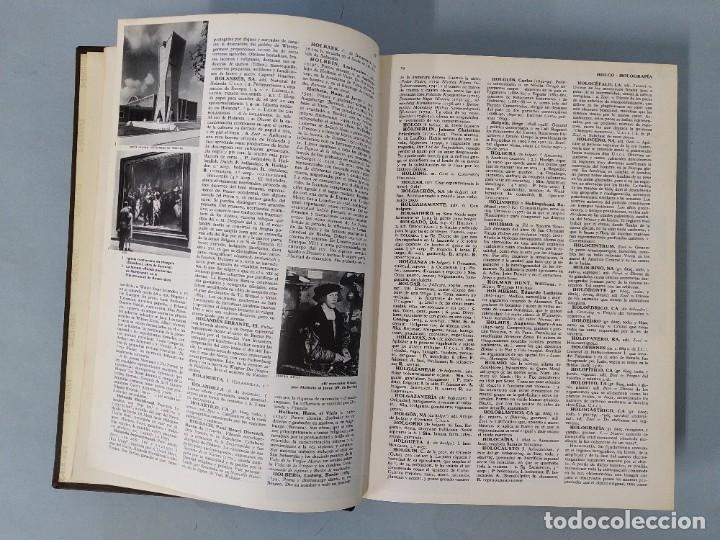 Diccionarios de segunda mano: DICCIONARIO ENCICLOPEDICO DURVAN - 6 TOMOS - AÑO 1972 - ED. DURVAN S.A ... L1747 - Foto 25 - 214082317