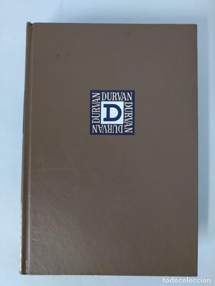 Diccionarios de segunda mano: DICCIONARIO ENCICLOPEDICO DURVAN - 6 TOMOS - AÑO 1972 - ED. DURVAN S.A ... L1747 - Foto 28 - 214082317