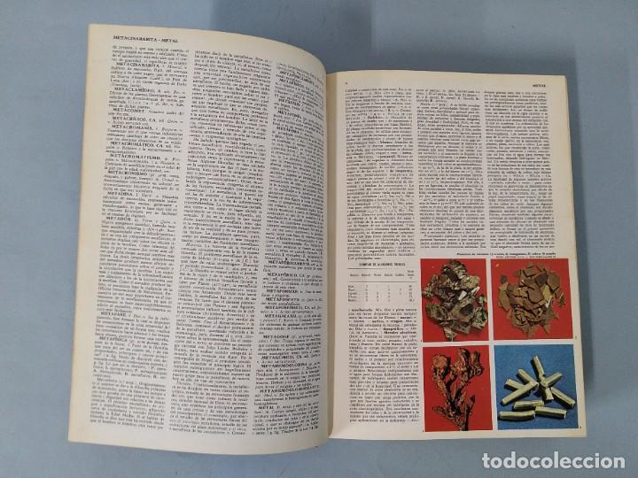Diccionarios de segunda mano: DICCIONARIO ENCICLOPEDICO DURVAN - 6 TOMOS - AÑO 1972 - ED. DURVAN S.A ... L1747 - Foto 30 - 214082317
