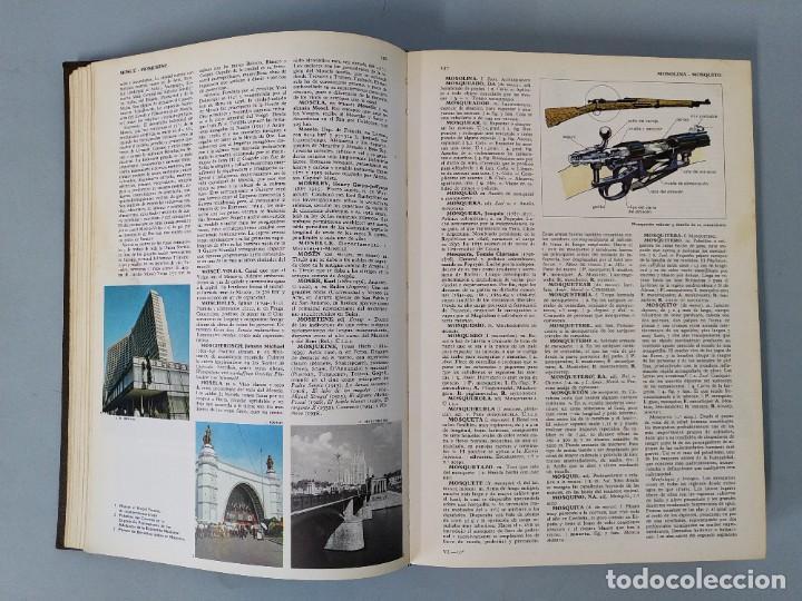 Diccionarios de segunda mano: DICCIONARIO ENCICLOPEDICO DURVAN - 6 TOMOS - AÑO 1972 - ED. DURVAN S.A ... L1747 - Foto 31 - 214082317