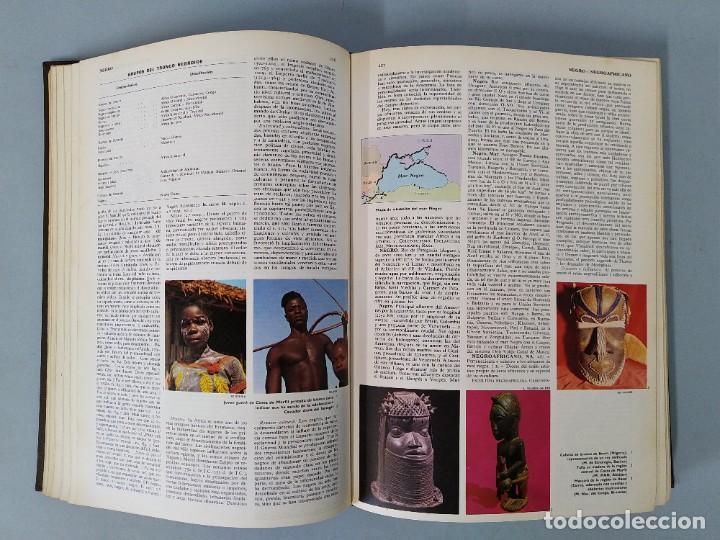 Diccionarios de segunda mano: DICCIONARIO ENCICLOPEDICO DURVAN - 6 TOMOS - AÑO 1972 - ED. DURVAN S.A ... L1747 - Foto 32 - 214082317