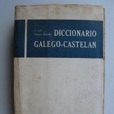Libri di seconda mano: X. LUIS FRANCISCO GRANDE. DICCIONARIO GALEGO CASTELAN. Lote 214396248