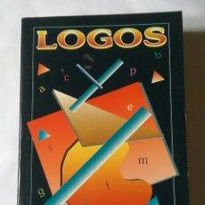 Diccionarios de segunda mano: LOGOS. DICCIONARIO CASTELLANO. SERVILIBRO EDICIONES. 1994.. Lote 215799601