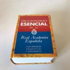 Diccionarios de segunda mano: DICCIONARIO ESENCIAL. Lote 216612470