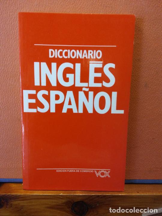 DICCIONARIO ESPAÑOL- INGLÉS. VOX. (Libros de Segunda Mano - Diccionarios)