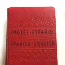 Diccionarios de segunda mano: DICCIONARIO CUYÁS. INGLÉS - ESPAÑOL. PEDIDO MÍNIMO 5€. Lote 219002058