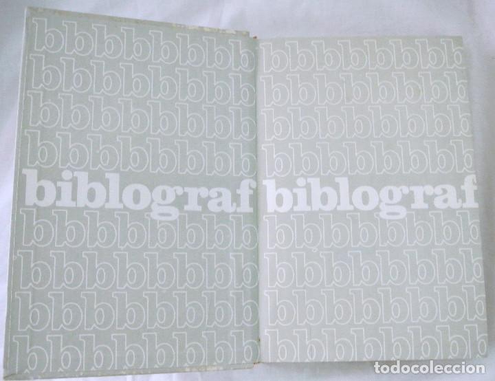 Diccionarios de segunda mano: LIBRO DICCIONARIO GRIEGO-ESPAÑOL VOX, J.M. PABÓN, 1981, ISBN 84-7153-192-5 TAPA DURA - Foto 2 - 220238305