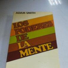 Diccionarios de segunda mano: LOS PODERES DE LA MENTE. ADAM SMITH. 1975. EDITORIAL POMAIRE. 1979. Lote 220447915