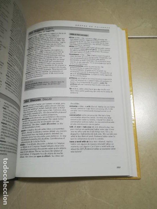 Diccionarios de segunda mano: DICCIONARIO TEMATICO DEL INGLES CONTEMPORANEO. CAMBRIDGE WORD SELECTOR. 1º ED. 1995 - Foto 3 - 220563955