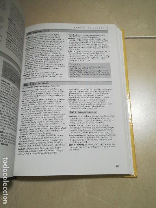 Diccionarios de segunda mano: DICCIONARIO TEMATICO DEL INGLES CONTEMPORANEO. CAMBRIDGE WORD SELECTOR. 1º ED. 1995 - Foto 4 - 220563955