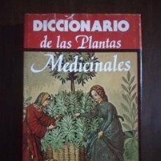 Diccionarios de segunda mano: DICCIONARIO DE LAS PLANTAS MEDICINALES. PAG, 192.. Lote 220702483