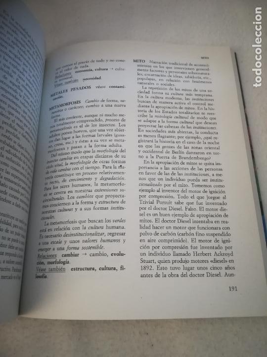 Diccionarios de segunda mano: DICCIONARIO VERDE. COLIN JOHNSON. 1º ED. 1993. RUSTICA. 314 PAG. ED.PLURAL - Foto 3 - 220724700