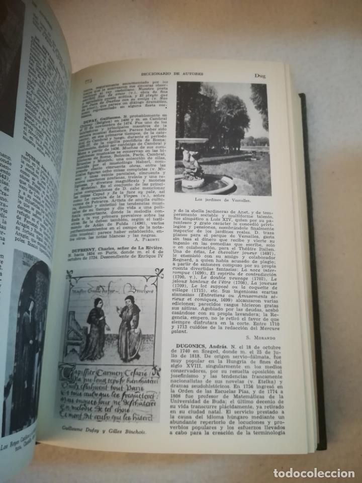 Diccionarios de segunda mano: DICCIONARIO BOMPIANI DE AUTORES LITERARIOS II. 1987. ED.PLANETA AGOSTINI. 1240 PAG. ILUSTRADO - Foto 3 - 221333332