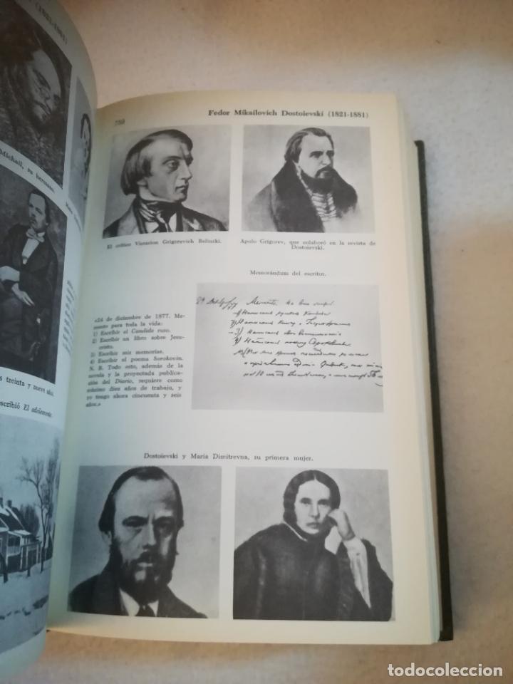 Diccionarios de segunda mano: DICCIONARIO BOMPIANI DE AUTORES LITERARIOS II. 1987. ED.PLANETA AGOSTINI. 1240 PAG. ILUSTRADO - Foto 4 - 221333332