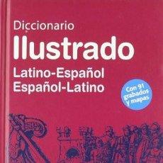 Livres d'occasion: DICCIONARIO ILUSTRADO LATINO-ESPAÑOL ESPAÑOL-LATINO VOX. Lote 222347267