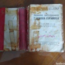 Diccionarios de segunda mano: ANTIGUO DICCIONARIO AÑO 63. Lote 222786205