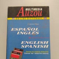Diccionarios de segunda mano: DICCIONARIO ESPAÑOL INGLES. Lote 223295157