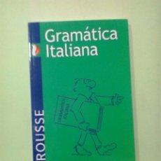 Livros em segunda mão: LMV - GRAMÁTICA ITALIANA. Lote 241185500