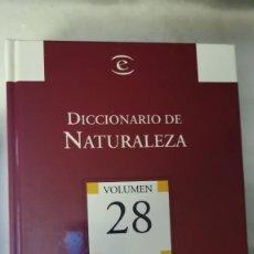 Diccionarios de segunda mano: DICCIONARIO DE NATURALEZA. VOLUMEN 28. ESPASA & CALPE. MADRID. 2004. Lote 223834255