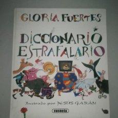 Diccionarios de segunda mano: DICCIONARIO ESTRAFALARIO. Lote 224136398