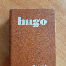 Diccionarios de segunda mano: 1981 HUGO POCKET DICTIONARY INGLÉS - ESPAÑOL Y VICIVERSA. Lote 224143006