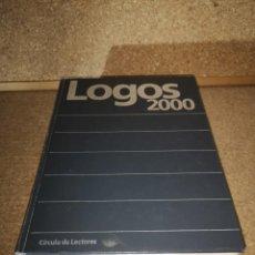 Diccionarios de segunda mano: DICCIONARIO LOGOS 2000 CIRCULO DE LECTORES. Lote 225090305