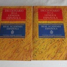 Diccionarios de segunda mano: DICCIONARIO DE LA LENGUA ESPAÑOLA ESPASA CALPE 21 EDICION. Lote 227724780