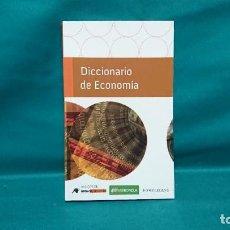 Diccionarios de segunda mano: DICCIONARIO DE ECONOMÍA, HOMOLEGENS, 2008. Lote 228309685