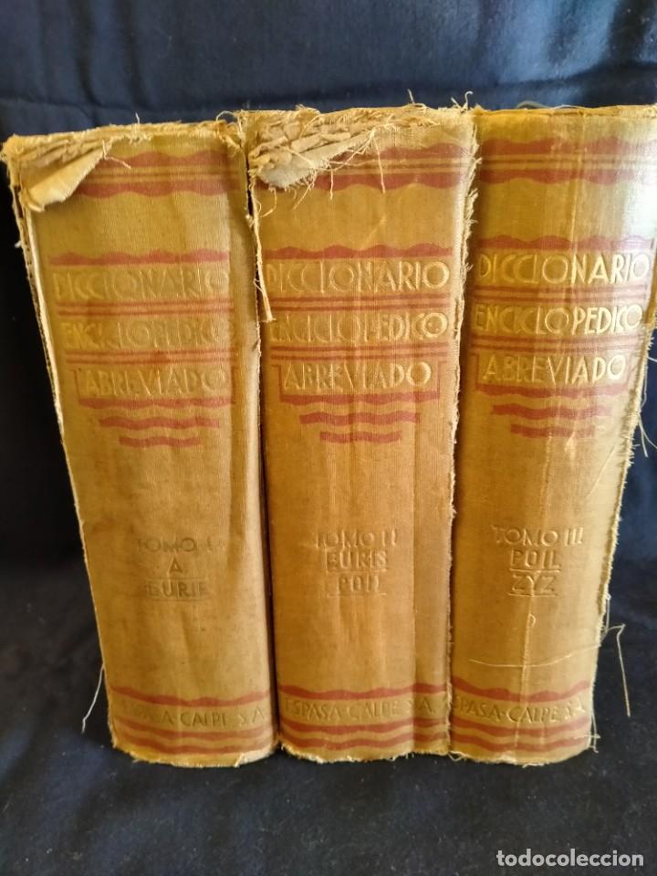DICCIONARIO ENCICLOPÉDICO ILUSTRADO 1932. LB18 (Libros de Segunda Mano - Diccionarios)