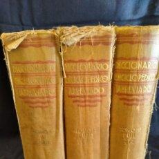Diccionarios de segunda mano: DICCIONARIO ENCICLOPÉDICO ILUSTRADO 1932. LB18. Lote 229023561
