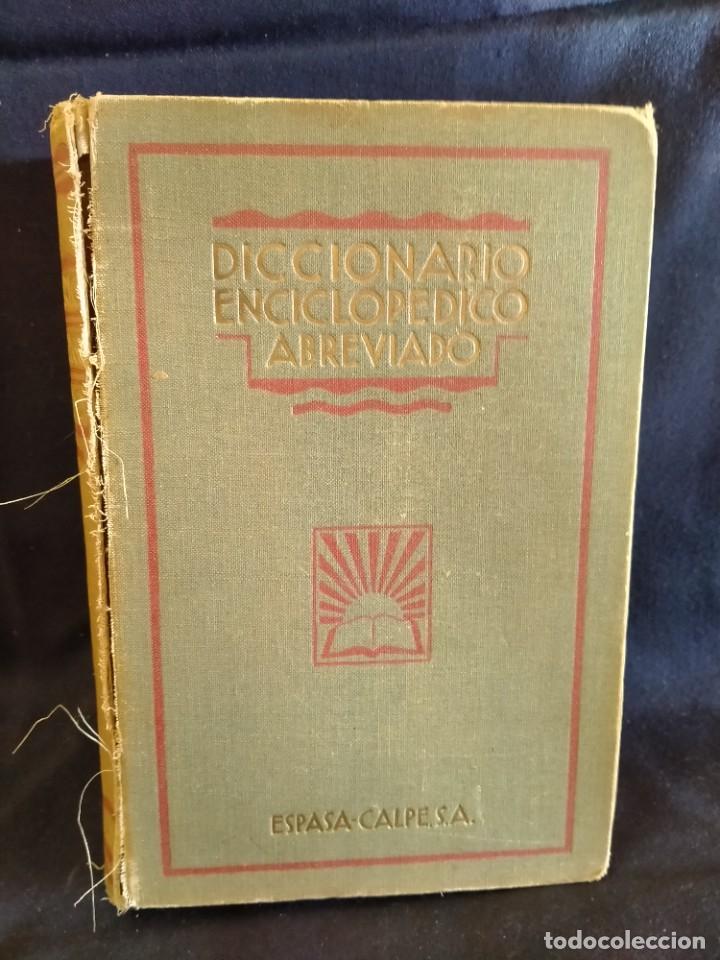 Diccionarios de segunda mano: Diccionario Enciclopédico Ilustrado 1932. Lb18 - Foto 2 - 229023561