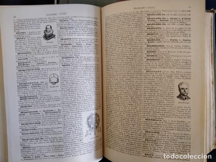 Diccionarios de segunda mano: Diccionario Enciclopédico Ilustrado 1932. Lb18 - Foto 5 - 229023561
