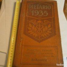 Diccionarios de segunda mano: DIETARIO DE 1935. Lote 230185875
