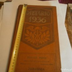 Diccionarios de segunda mano: DIETARIO DE 1936. Lote 230186115