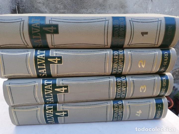 DICCIONARIO ENCICLOPEDICO SALVAT (Libros de Segunda Mano - Diccionarios)