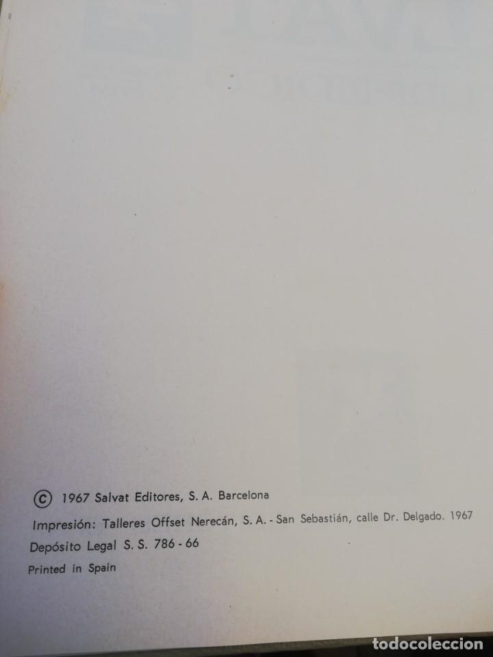 Diccionarios de segunda mano: Diccionario enciclopedico Salvat - Foto 2 - 230993400