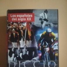 Diccionarios de segunda mano: DICCIONARIOS DE LOS ESPAÑOLES DEL SIGO XX. SALVAT. 1999.. Lote 231979785