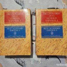 Diccionarios de segunda mano: DICCIONARIO DE LA LENGUA ESPAÑOLA - REAL ACADEMIA ESPAÑOLA (21ª EDICION) - TAPA BLANDA. Lote 232192510