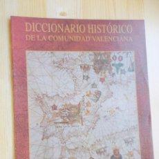 Libri di seconda mano: DICCIONARIO HISTÓRICO DE LA COMUNIDAD VALENCIANA - Nº 16 - CAP - PATRÓ - CARUANA, FAMILIA DE. Lote 236025105