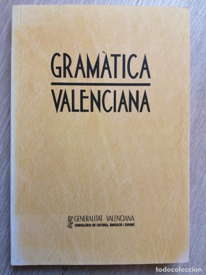 GRAMÁTICA VALENCIANA. BROMERA. 2004. (Libros de Segunda Mano - Diccionarios)