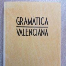 Diccionarios de segunda mano: GRAMÁTICA VALENCIANA. BROMERA. 2004.. Lote 236335510