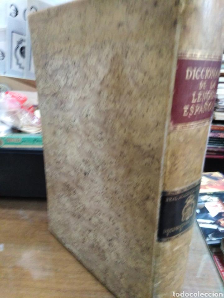 Diccionarios de segunda mano: DICCIONARIO DE LA LENGUA ESPAÑOLA-REAL ACADEMIA ESPAÑOLA-1956 MADRID,ESPASA CALPE-ECUADERNADO PLENA - Foto 3 - 237439690