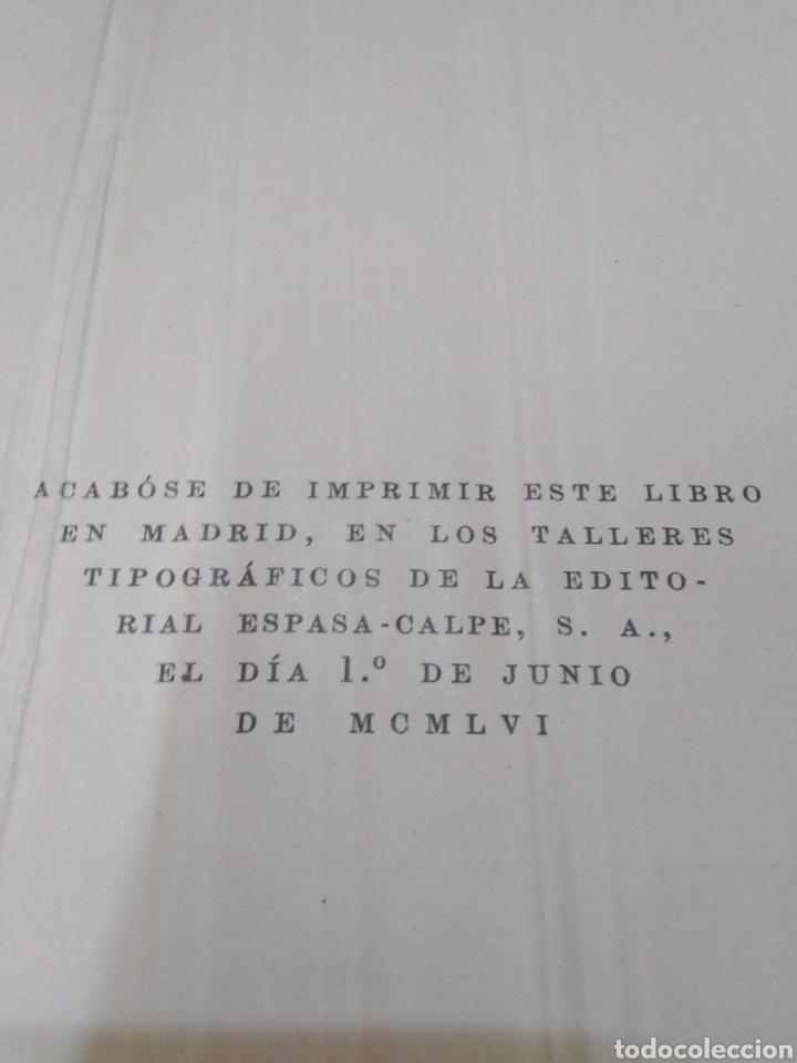 Diccionarios de segunda mano: DICCIONARIO DE LA LENGUA ESPAÑOLA-REAL ACADEMIA ESPAÑOLA-1956 MADRID,ESPASA CALPE-ECUADERNADO PLENA - Foto 6 - 237439690