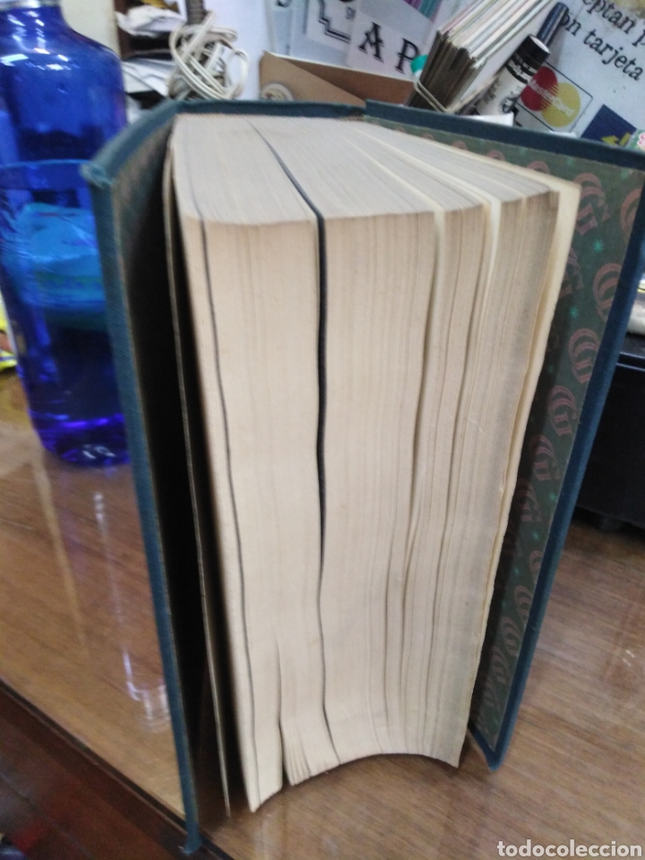 Diccionarios de segunda mano: DICCIONARIO IDEOLOGICO DE LA LENGUA ESPAÑOLA-J.CASARES-EDITA GUSTAVO GILI 1942,BUEN ESTADO - Foto 3 - 237470505