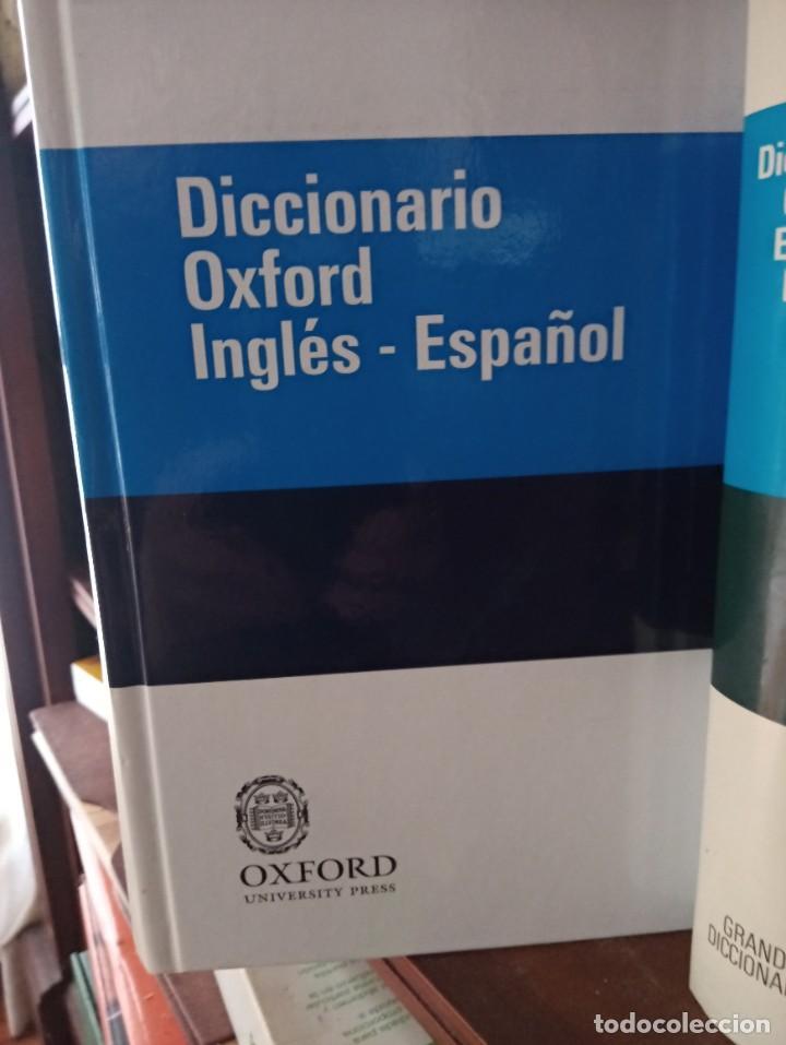Diccionarios de segunda mano: GRANDES DICCIONARIOS MARÍA MOLINER. LAROUSSE. OXFORD, GREDOS Y JOAN COROMINES - Foto 11 - 239947200