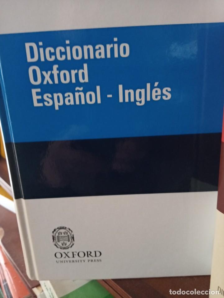 Diccionarios de segunda mano: GRANDES DICCIONARIOS MARÍA MOLINER. LAROUSSE. OXFORD, GREDOS Y JOAN COROMINES - Foto 12 - 239947200
