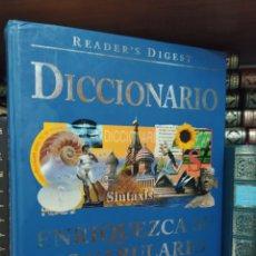 Diccionarios de segunda mano: DICCIONARIO ENRIQUE ESTÁS VOCABULARIO DE READER'S DIGEST. Lote 241313465